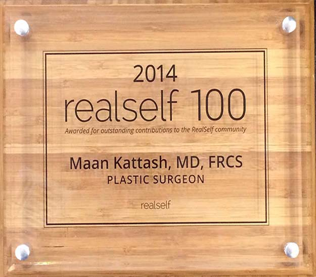 award-2014-RealSelf500-Dr-Maan-Kattash-plastic-surgeon-625x549-2