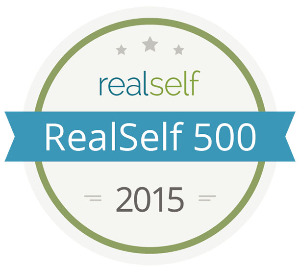 REALSELF 500 AWARD 2015: Awarded to Dr. Maan Kattash, M.D., Plastic Surgeon
