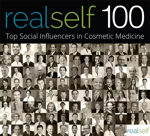 REALSELF 100: Awarded to Dr. Maan Kattash, M.D., Plastic Surgeon