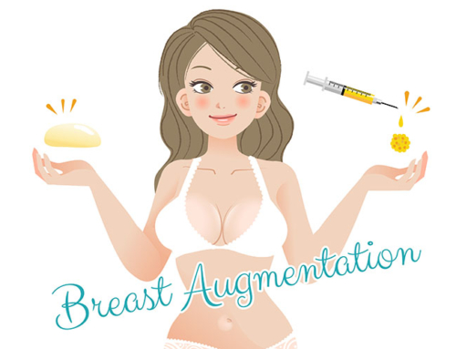 Can I transfer fat from my waist area to make my breasts fuller?